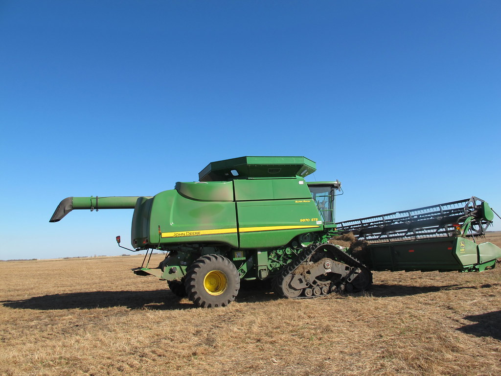 ... Soucy Track - John Deere 9870 STS | by Soucy Track