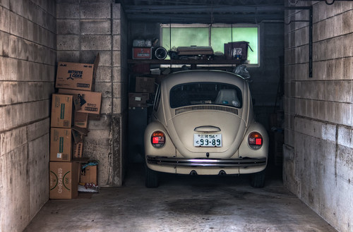 A Bug in the Garage | by JapanDave