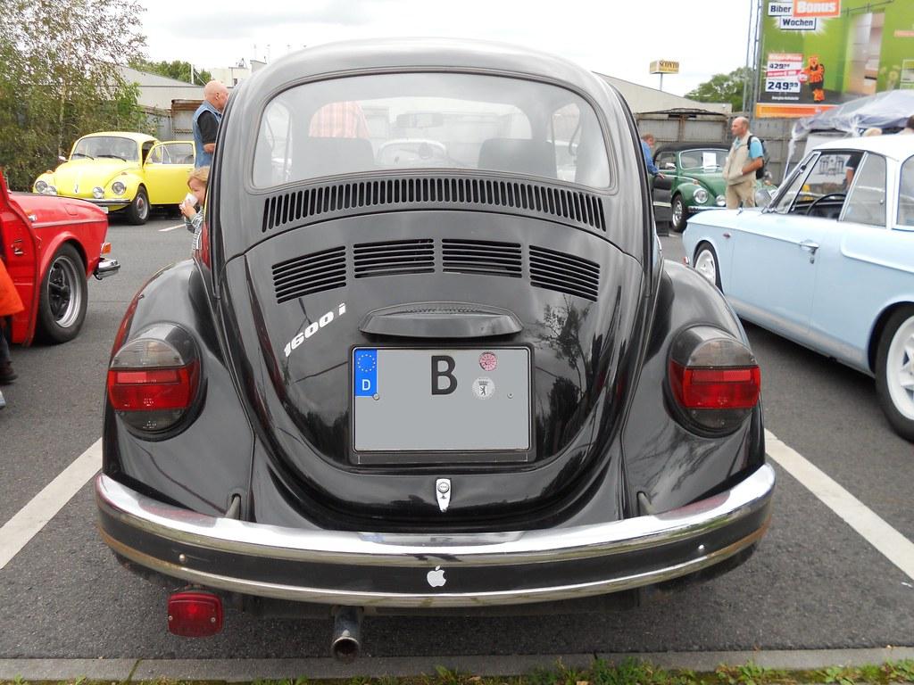 volkswagen vocho 1600i vw k fer german beetle alem n. Black Bedroom Furniture Sets. Home Design Ideas