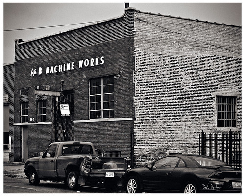r b machine works