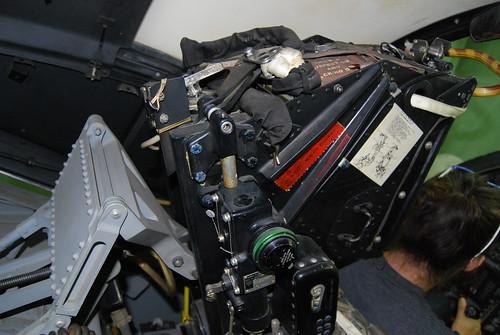Grumman A 6a Simulator Pilot S Martin Baker Mk Gru 5 Eject