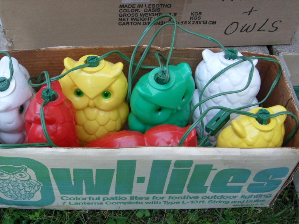 Plastic Owl Camper Lights Www Topsimages Com
