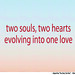 two souls, two hearts