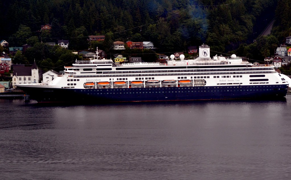 holland america amsterdam alaska cruise reviews
