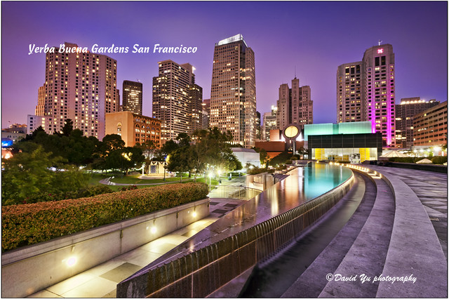 Yerba Buena Gardens San Francisco Flickr Photo Sharing