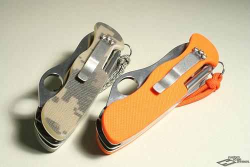 Victorinox New Swiss Army Knife Quot Clip Quot Orange Amp Digicamo