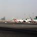 Emirates aircrafts