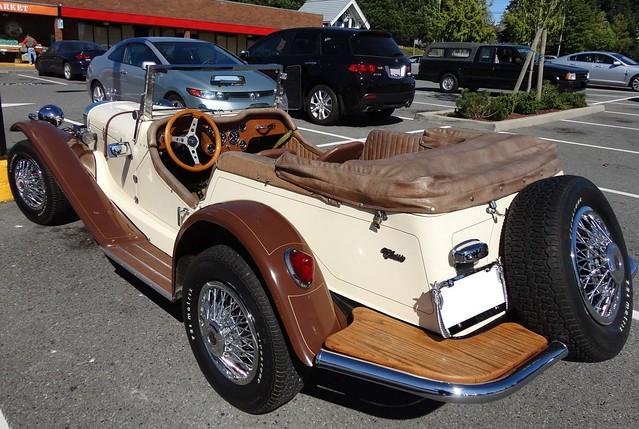 Gazelle 1929 mercedes benz ssk roadster classic motor for Mercedes benz 1929 ssk