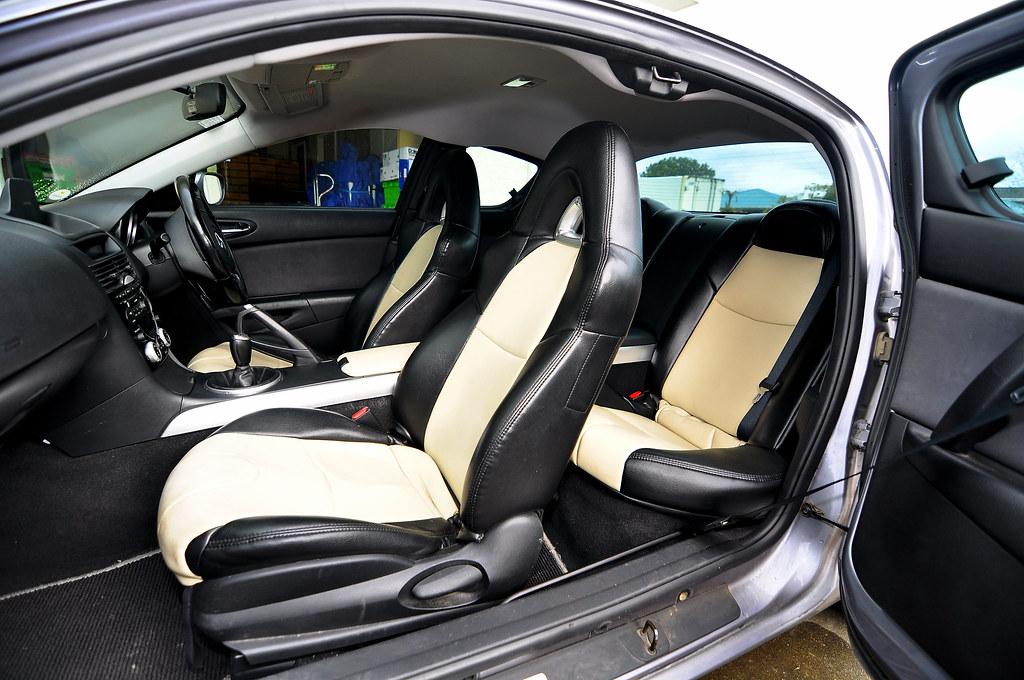... 2003 Mazda RX8 Interior | By Steven Li Photo