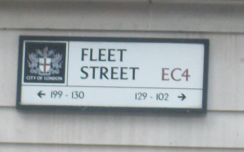 Fleet Street | by LaboratoryNews