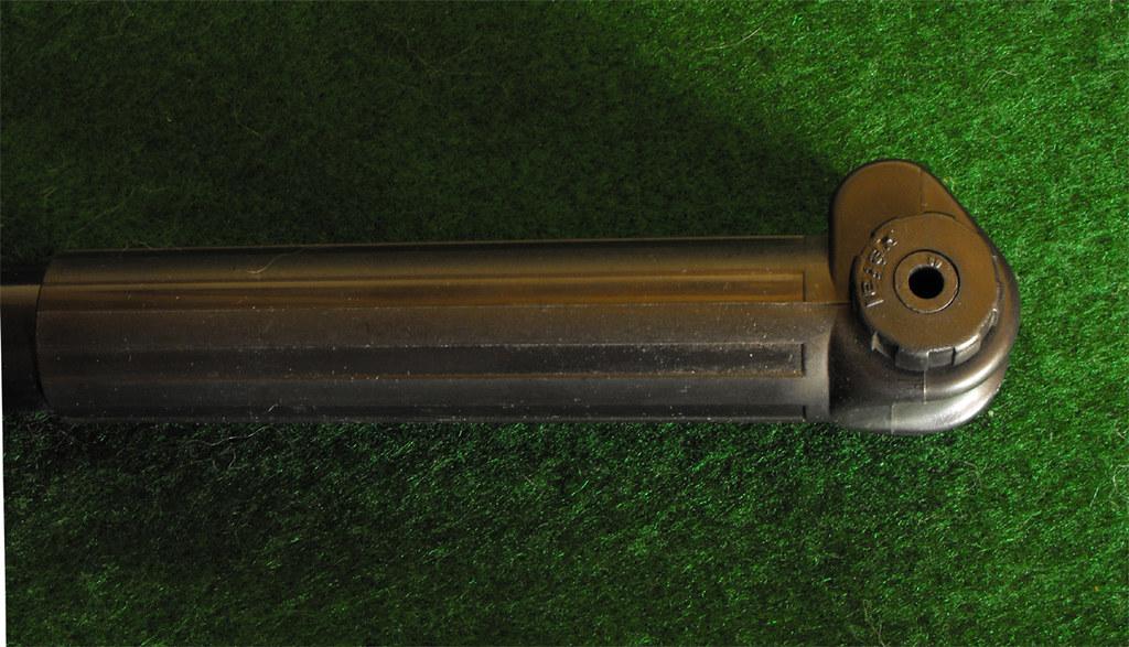 Zefal model REV 88 frame pump _ molded pump head | Non-remov… | Flickr