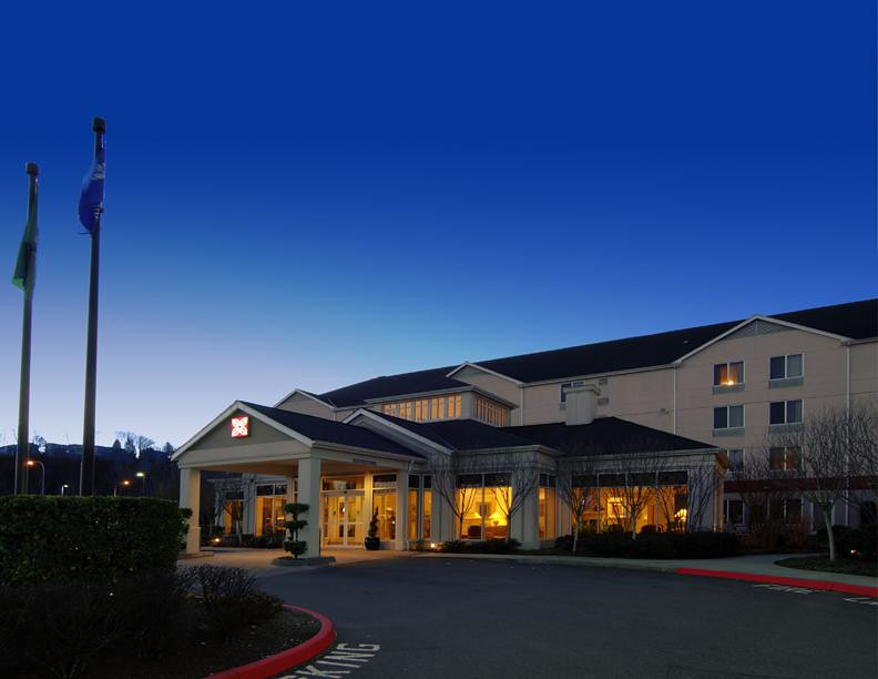 Hilton Garden Inn Seattle Renton Renton Wa Hotels Near The Flickr