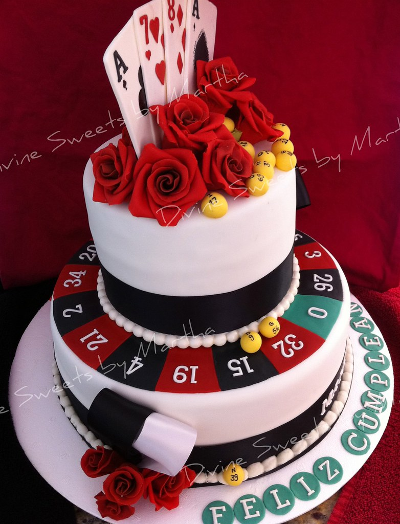 Cake Decoration Dice