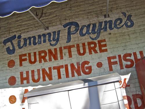 Jimmy Paynes Calhoun GA