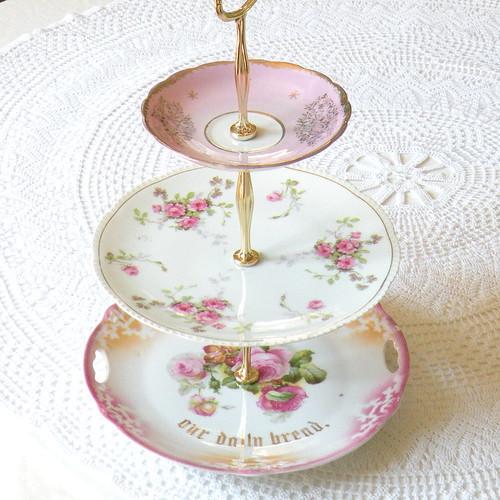 High Tea Cake Stand Hire