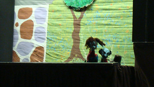 Peter and the Wolf by Piccadilly Puppets | by bonnerlibrary