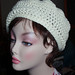 Pretty in Vanilla Beret