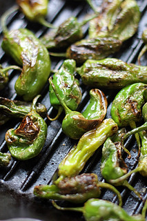 padron peppers | by David Lebovitz