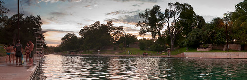 Barton Springs Sunset | by ejmc