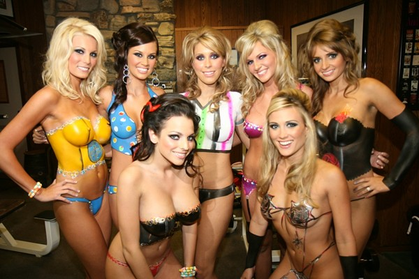 party Playboy mansion halloween