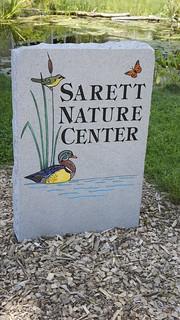 Sarett Nature Center Directions
