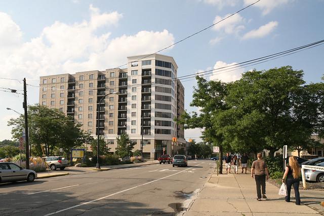 Ashley Terrace Condominiums Downtown Ann Arbor Mi Flickr Photo Sharing
