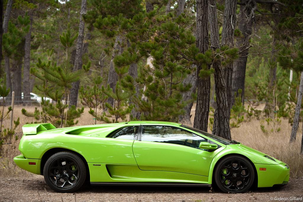 Lamborghini Diablo 6 0 Bet You Ve Never Stumbled Upon A Di Flickr