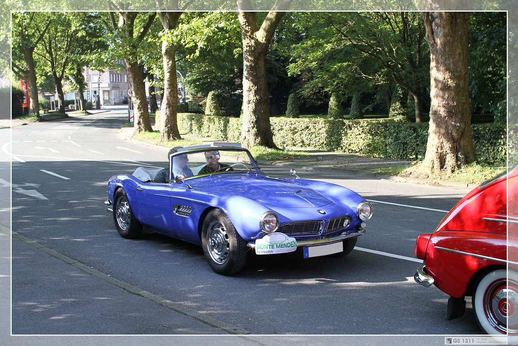 1955 BMW 507 (23) | The BMW 507 is a roadster produced by BM… | Flickr