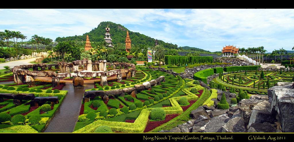 Nong Nooch Tropical Garden Nong Nooch Tropical Garden