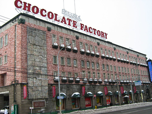 Chocolate Factory Old City Philadelphia