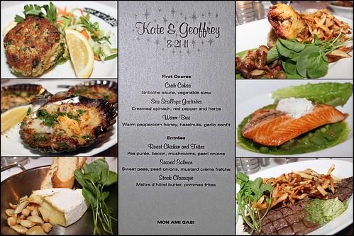 Mon Ami Gabi Oak Brook Restaurant Week