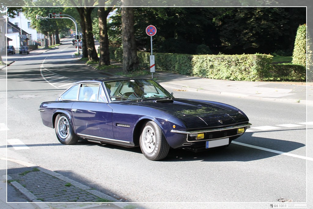 1969 1970 Lamborghini Islero S 03 Georg Sander Flickr