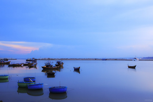 Blue hour | by -clicking-