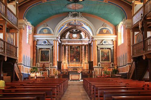 Eglise la bastide clairence photo p capperon vue d - Office de tourisme la bastide clairence ...