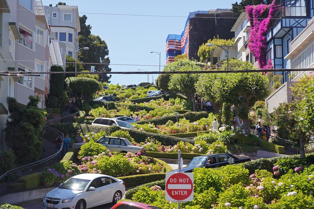 2011 08 14 San Francisco 110 Lombard Street Alliecaulfield Flickr