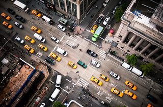 Intersection | NYC | by navid j