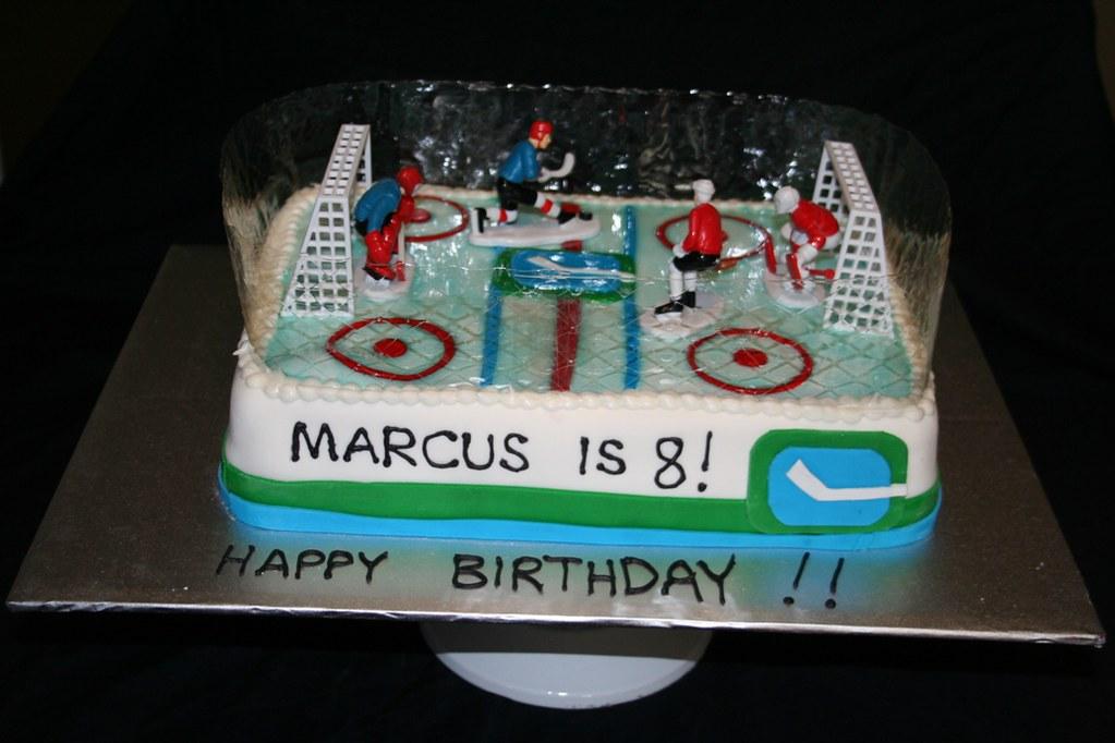 Custom Birthday Cake Message
