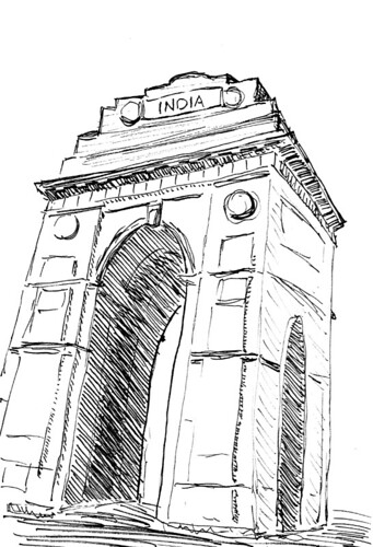 India Gate India Gate Was Built As A World War I