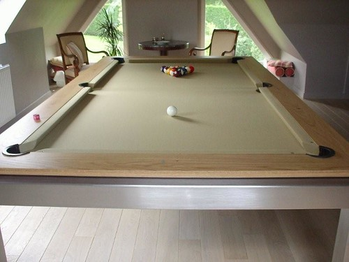 billard br ton manhattan ch ne massif le billard br ton ma flickr. Black Bedroom Furniture Sets. Home Design Ideas