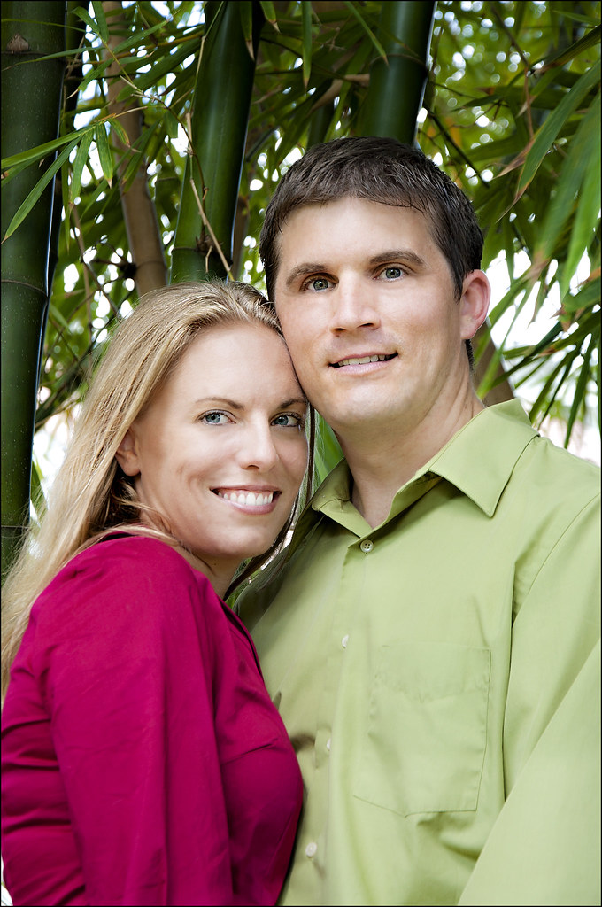 Chris en Sarah dating