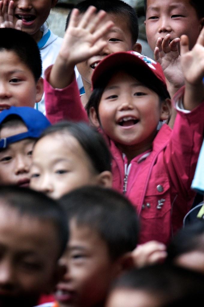Children of North Korea | Mt. Myohyang, DPRK, North Korea | Flickr