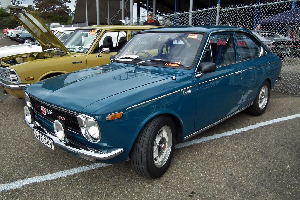 1967 Toyota Corolla Ke15 Sprinter Sl Coupe 1967 Toyota