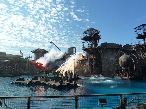 WaterWorld @ Universal Studios - Hollywood | by jeff_soffer
