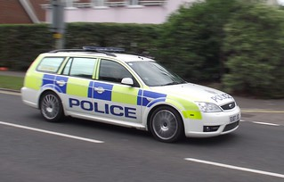 Essex Police / Ford Mondeo / Dog Unit / ???? / EU07 JSZ | by Chris' 999 Pics