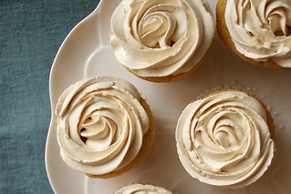dulce de leche cupcakes 6 | by crumblycookie