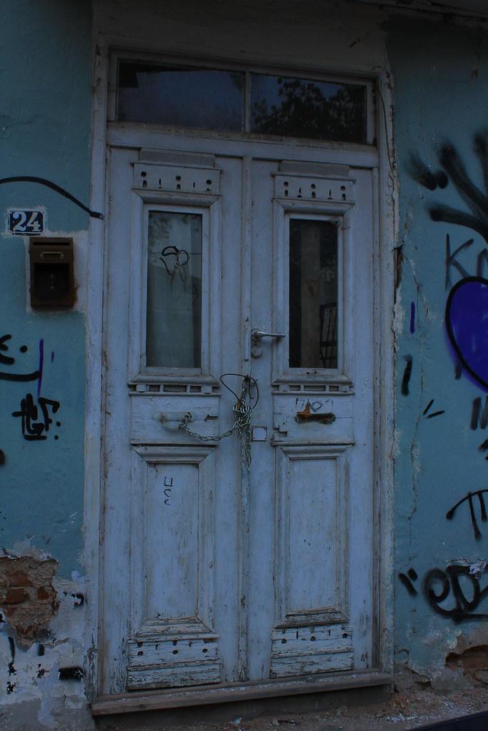 ... The barred door | by ManooEye & The barred door | Manuela | Flickr