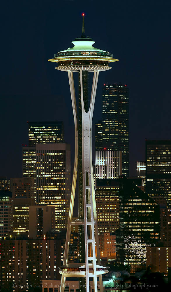 Space needle in high res high resolution 4185 x 7135 pixe flickr space needle in high res by touching light photography dnarich voltagebd Choice Image