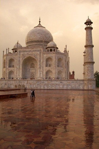 Taj Mahal (After the Rain) | by nbg90455