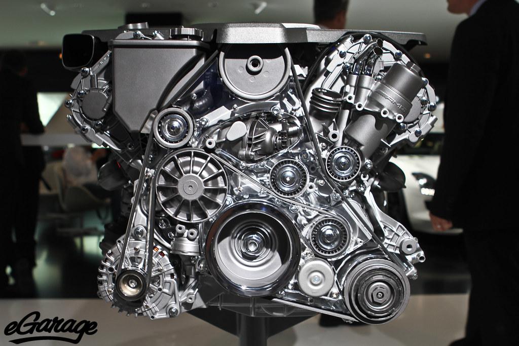 Mercedes benz amg 6 3 v8 engine for Mercedes benz v8 engine