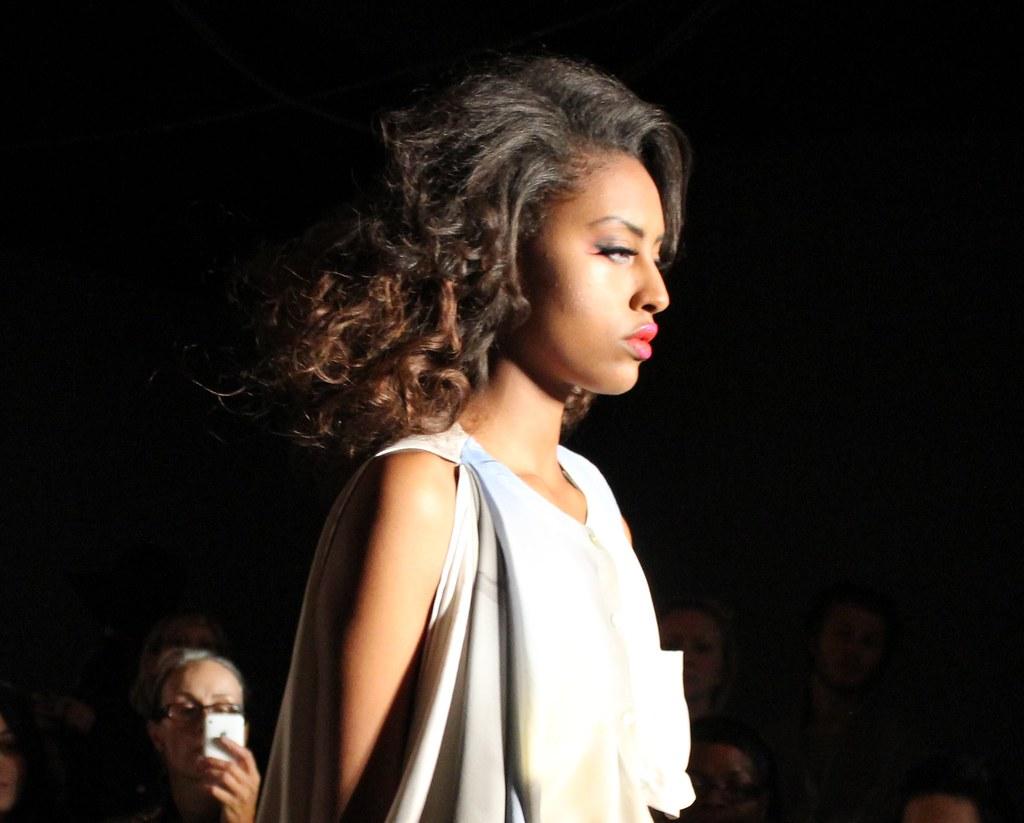 Jena Theo London Fashion Week